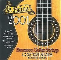 LaBella 2001FLA La Bella Flamenco-Lt 【TEA】 [並行輸入品]