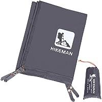テントシート 防水 レジャーシート グランドシート 両面防水 日除け加工 紫外線カット 軽量 収納バッグ付き アウトドア…