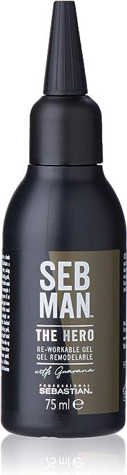 SEB MAN The Hero Re-Workablegel, 75ml