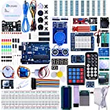 ELEGOO Arduino用の最終版スタータキット チュートリアル付 (63 Items)