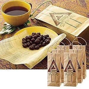 ニューカレドニアお土産 ニューカレドニア コーヒービーンズチョコレート 6袋セット