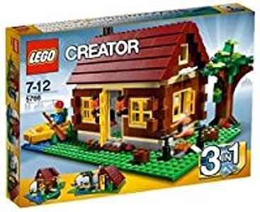 レゴ (LEGO) クリエイター・ログハウス 5766