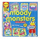 ALEX Toys Little Hands Moody Monsters