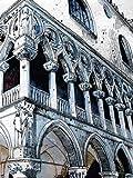 ヴェネツィアIII - アーカイブ紙上のファインアートプリント - 小 : 60 cms X 80 cms