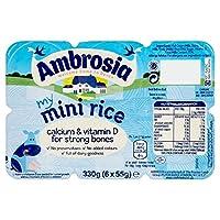 Ambrosia My Mini Rice 330g - (Ambrosia) 私のミニライス330グラム [並行輸入品]