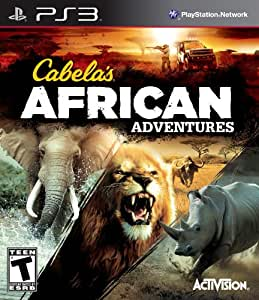 Cabela's African Adventures (輸入版:北米) - PS3
