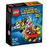 レゴ (LEGO) スーパー・ヒーローズ マイティマイクロ:ロビン vs ベイン 76062