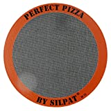 """Silpat Perfect Pizza Mat Silicone Baking, 12"""""""
