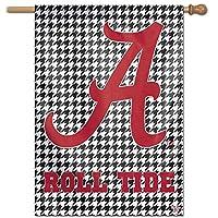 "Alabama Crimson Tide公式NCAA 28"" x40""バナーFlag by WinCraft"