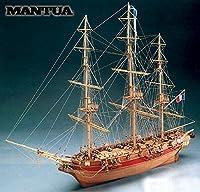 マンチュアモデル 輸入木製帆船模型 マンチュア モデル773 アストロラーベ