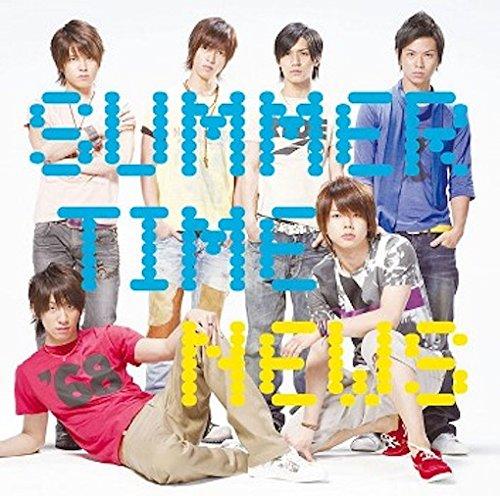 NEWS「SUMMER TIME」の歌詞が知りたい!ジャニーズのPV&動画ランキングはこちらの画像