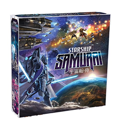 Starship Samuraiボードゲーム