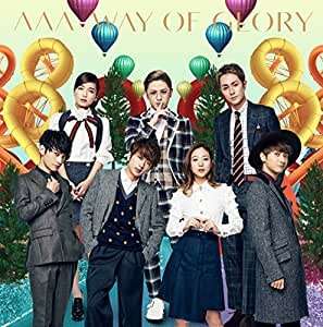 WAY OF GLORY(CD+DVD+グッズ(ブランケット))(スマプラ対応)