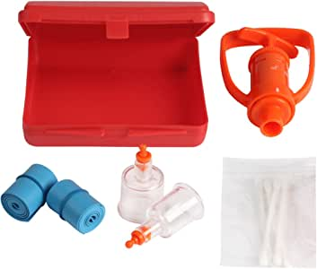 Zacro ポイズンリムーバー ハチ/蛇/蚊などの毒液・毒針を吸引 毒吸引器 軽量