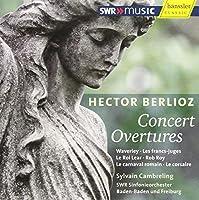 Concert Overtures by HECTOR BERLIOZ (2008-01-08)