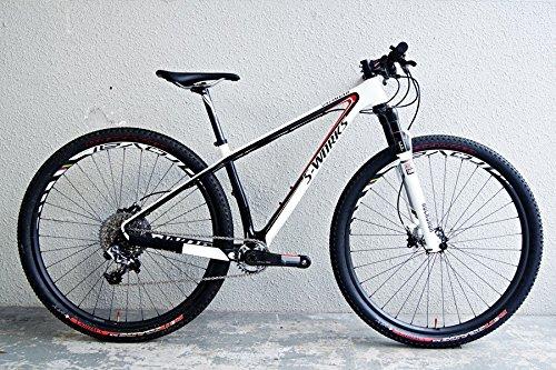 R)SPECIALIZED(スペシャライズド) S-Works Stumpjumper 29(エスワークス スタンプジャンパー 29) マウンテンバイク 2011年 Sサイズ