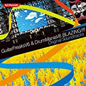 GuitarFreaksV6&DrumManiaV6 BLAZING!!!! Original Soundtracks