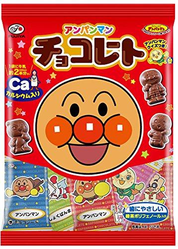 アンパンマン チョコレート 10袋