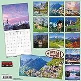Alpen - Alps - Alpes 2018 Artwork