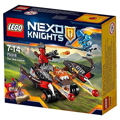 レゴ (LEGO) ネックスナイツ マグマショットローラー 70318