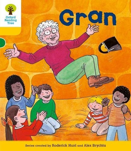 Oxford Reading Tree: Level 5: Stories: Granの詳細を見る