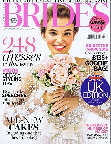 『Brides [UK] September - October 2016 (単号)』のトップ画像