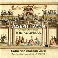 Organ Concertos by Haydn (2011-01-11)