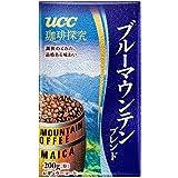 UCC 珈琲探求 ブルーマウンテンブレンド レギュラーコーヒー(粉) 真空パック 200g レギュラー(粉)