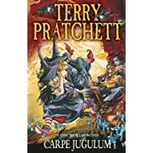 Carpe Jugulum: (Discworld Novel 23) (Discworld series)