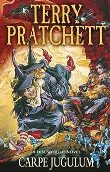 Carpe Jugulum: (Discworld Novel 23) (Discworld series) by [Pratchett, Terry]