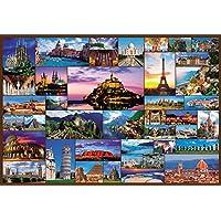 1000ピース ジグソーパズル 世界遺産セレクション 40 世界極小マイクロピース(26×38cm)