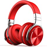 COWIN E7 PRO Active Noise Cancelling Headphones Bluetooth Headphones with Microphone/Deep Bass Wireless Headphones Over Ear 3
