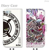 iPhone6 4.7inch ダイアリーケース 手帳型 ケース カバー スマホケース ジアン jiang かわいい イラスト Project.C.K. プロジェクトシーケー嫉妬 11-ip6-ds0018