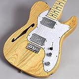 Fender Japan Exclusive Classic 70s Tele Thinline/Natural テレキャスター シンライン (フェンダー)
