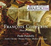 Couperin: Pieces De Violes by Paolo Pandolfo (2013-03-26)