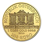 ウィーン金貨1オンス2017年 (37mmクリアーケース付き)