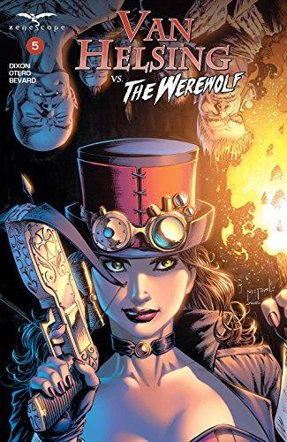 Download Van Helsing vs. The Werewolf #5 (English Edition) B076MKFHXW