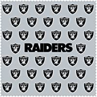Siskiyou Sports FSCC125 Raiders Sunglass Microfiber Cleaning Cloth