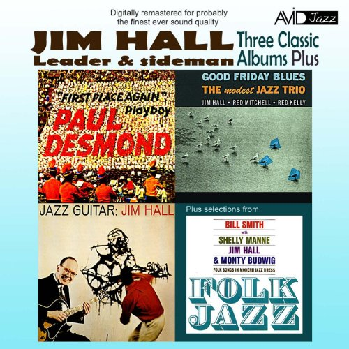 Three Classic Albums Plus (Jaz...