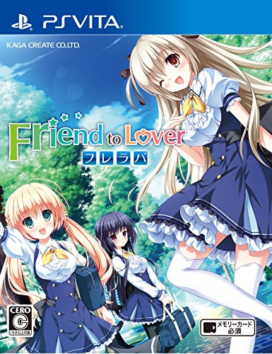 Friend to Lover ~フレラバ~ (通常版) - PS Vita
