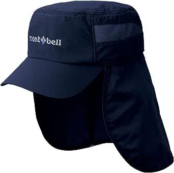 (モンベル) mont bell サハラキャップ 1118285 BKNV ブラックネイビー M/L 男女兼用