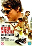 Mission Impossible: Rogue Nation [DVD] by Tom Cruise