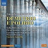 ロッシーニ:歌劇《デメトリオとポリビオ》[2枚組]