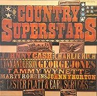 Country Superstars 9LP BOX SET - Various LP