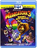 MADAGASCAR 3: EUROPE'S MOST WANTED 2D-3D