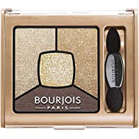 2 x Bourjois Paris Smoky Stories Quad Eyeshadow Palette 3.2g - 16 I Gold It