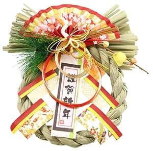 お正月飾り NR-142 リース飾り 春寿