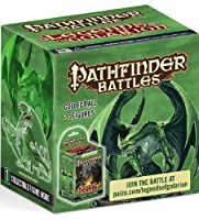 Pathfinder Battle: Legends of Golarion: Gargantuan Green Dragon by Paizo Publishing / WizKids Games [並行輸入品]