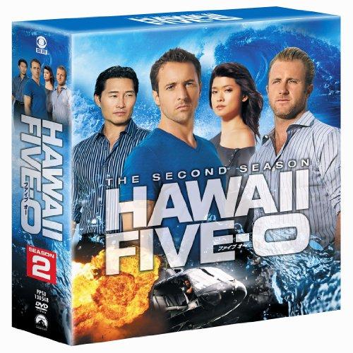 Hawaii Five-0 シーズン2<トク選BOX>(11枚組) [DVD]の詳細を見る