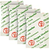 200CC(100-Pack) FDA Approved Anti Oil Oxygen Absorbers Packets For Food Storage Food Grade Oxygen Absorbers Storage Packets W